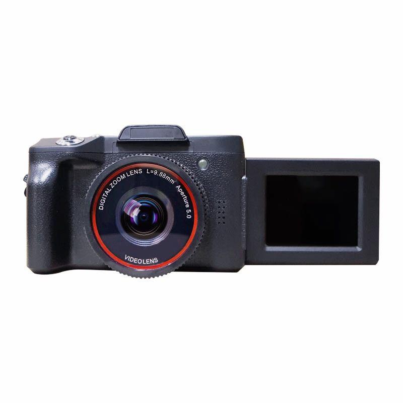 Cámara de video digital Full HD 1080P 16MP Grabadora con lente gran angular para YouTube Vlogging UY8