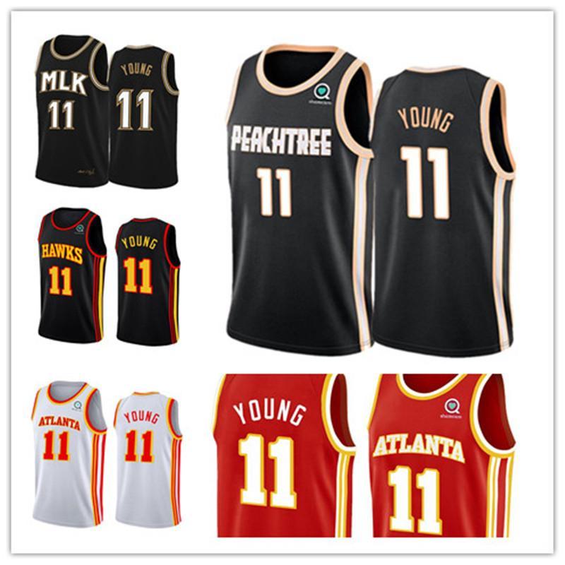 """أتلانتا """"الصقور"""" جيرسي ترا 11 شاب كرة السلة الفانيلة De'andre 12 هنتر ريترو شبكة 4 Web"""