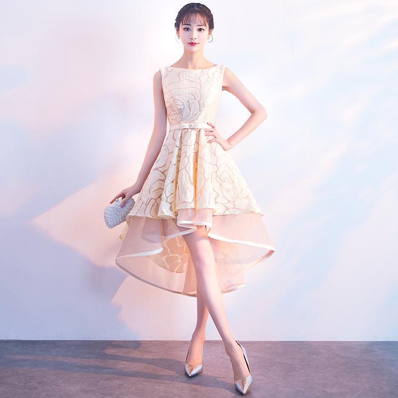 2021 Распечатать Восточный стиль Банкетные платья Китайская винтажная традиционная свадьба Cheongsam Элегантные вечерние вечеринки Размер XS-XXL