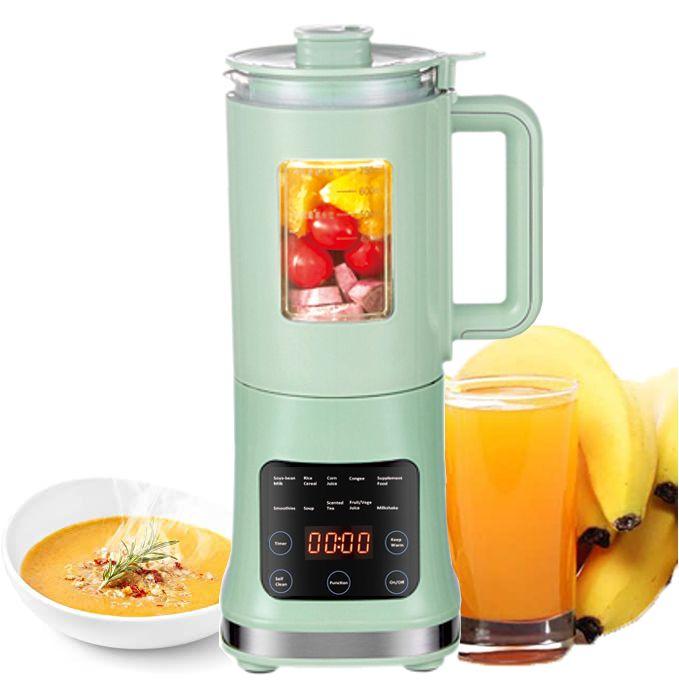 2021 Personal mini fruits électriques Jus de légumes Mélangeur automatique Mélangeur et mixeur Mélangeurs portables à la main