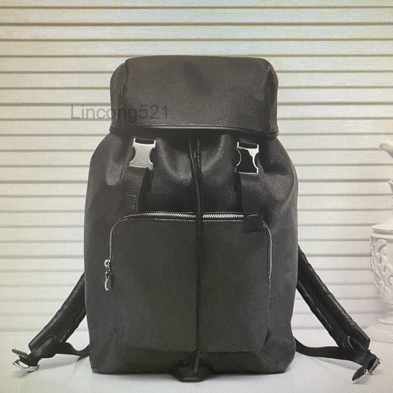 Wholesale Zack рюкзак кожаные люди путешествия сумки рюкзаки мода классический мужчина рюкзак большой емкости альпинизм спортивная hasp сумка n40005