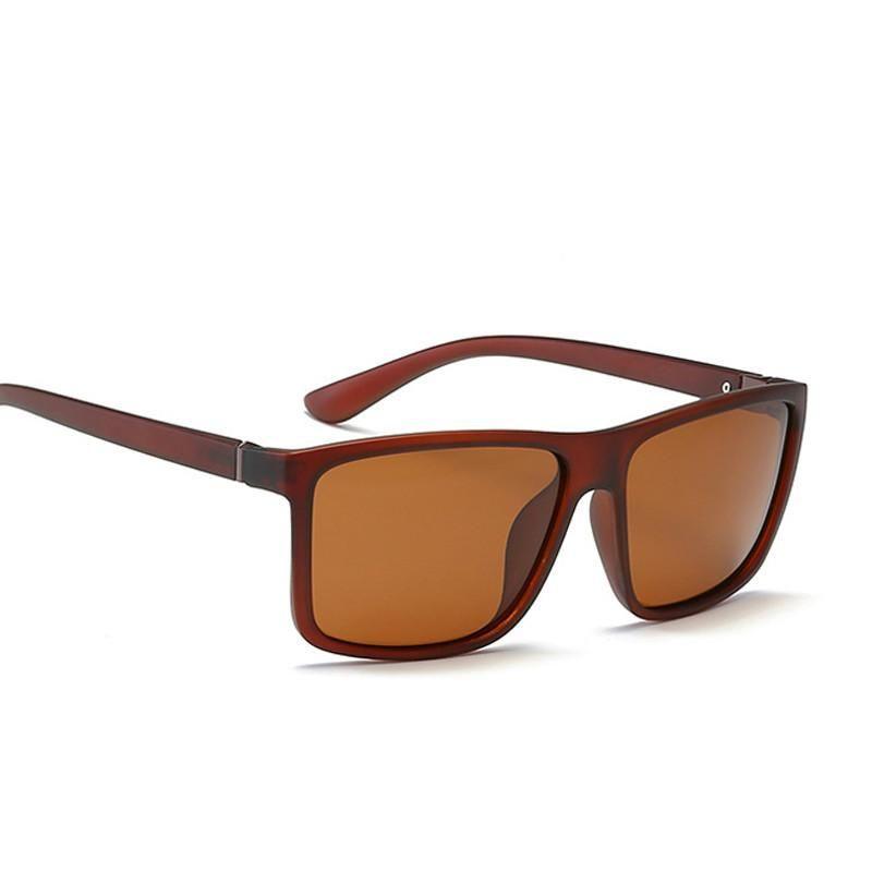 نظارات بولارويد خمر الرجال للجنسين مربع النظارات الاستقطاب الرجعية ماركة feminino للنساء masculino sunglass