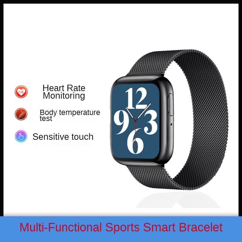 Orologi intelligenti Il braccialetto P80s Braccialetto Movimento Pedometro Compresa cardiaca Blood Pressure Monitoring Information Push SmartWatch