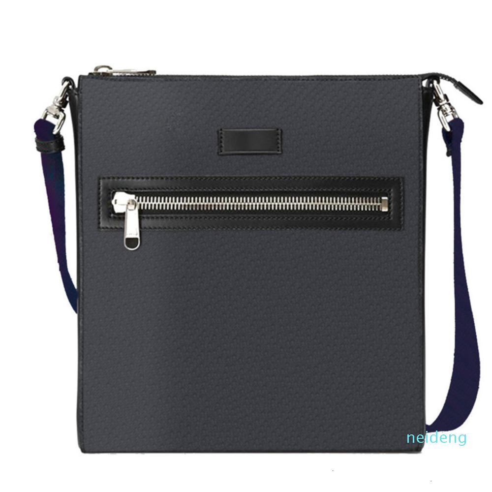 21 * 23 * 4.5cm Bolsas de noite Bag Messenger Homens Crossbody Bolsas Cross Body Body Bolsa de couro Backpack Carteira Moda 2021