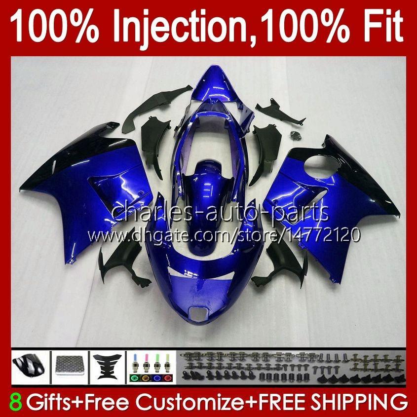 Forma wtryskowa dla Honda Blackbird CBR 1100 1100xx CBR1100 XX CC 96-07 Body 26NO.16 CBR1100XX 96 97 98 99 00 01 1100CC 2002 2003 2004 2005 2006 2006 2007 Owalnia Blue Black
