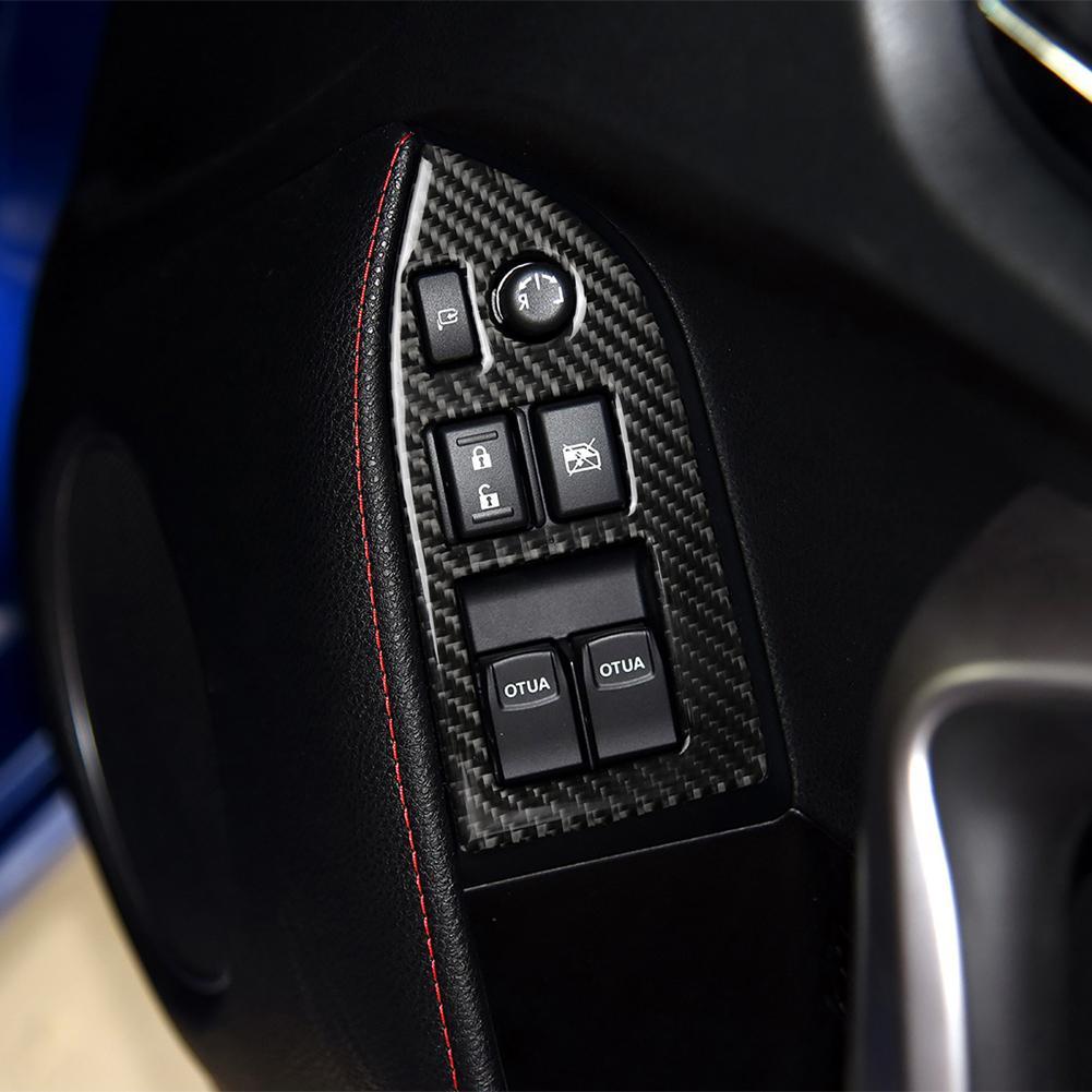 Panneau de configuration Couvercle Couverture Stickers Lifter Fenêtre Installation Fenêtre Personnelle Éléments de voiture pour Toyota 86 2013-2017 RHD