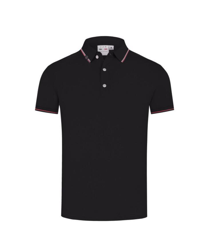 EY122 2021 Bestseller Neues Hemd Männer Kurzarm Casual Hemden Mans Solid Classic T-Shirt