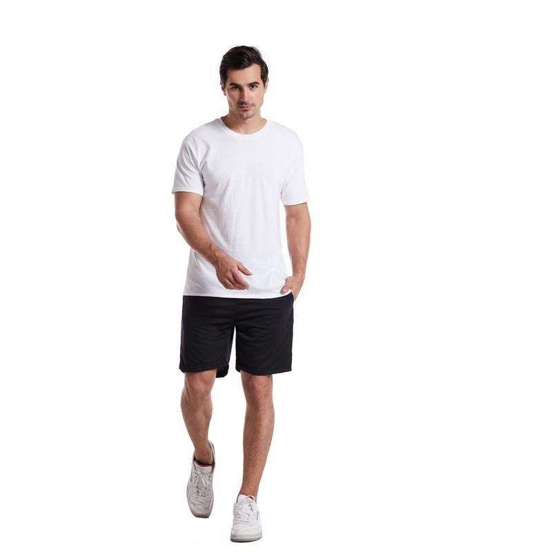 Men's Tracksuits Fashion Brand Men Shorts Sets Short Sleeve T-shirts Summer Clothing Top Basic Shirt Large Size Casual Sport