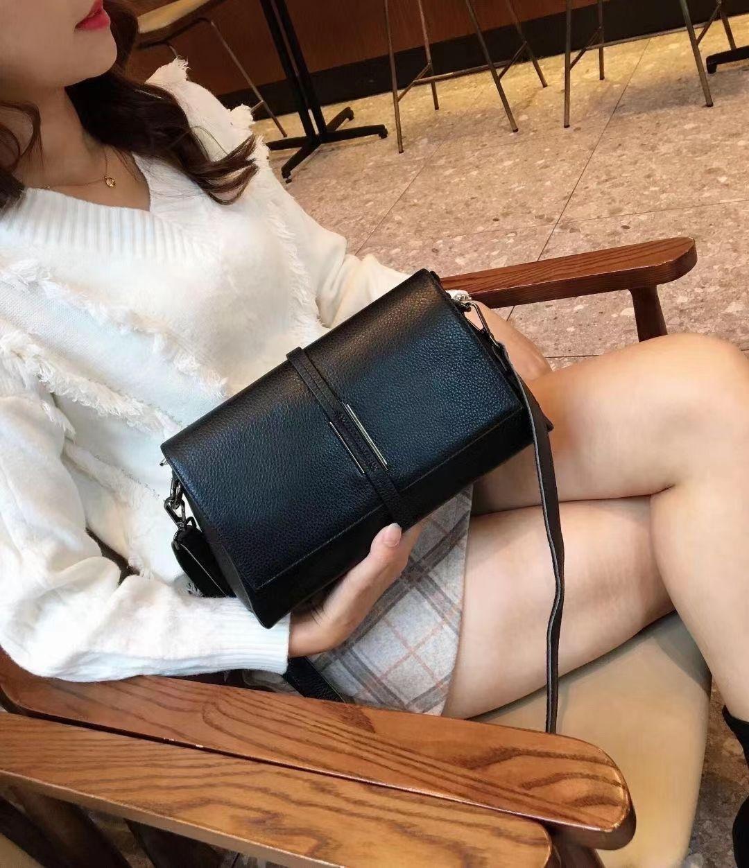 HBP Tasarımcısı Yüksek Kalite Klasik Çevirme Omuz Çantaları Hakiki Deri Tote Kadın Cüzdanlar