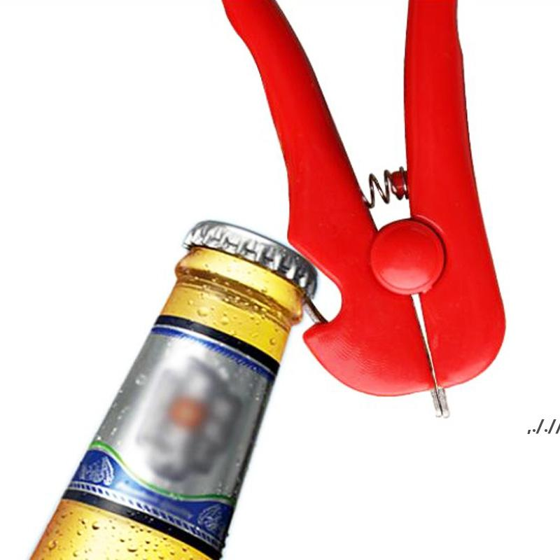 Clams Pincer Pincers ABS Plammer Shell Openier Mer Sea Food Clip Clip Clip Pinces Pinces CuisineTools Marine Produits Cuisine DWD7523