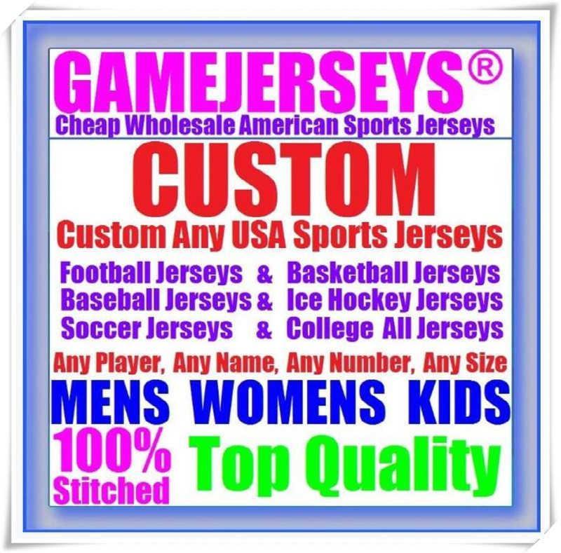 Custom BASKETBALL BASEBALL ICE HOCKEY American football Jerseys For Men Women Youth College Color Maillot de france jersey sew 4xl 5xl 6xl