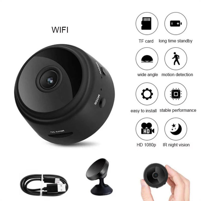 A9 Wifi Mini IP Camera Wireless Home Security Video Cam Hd cctv Cameras Indoor Outdoor Surveillance Night Vision Wift Camcorder