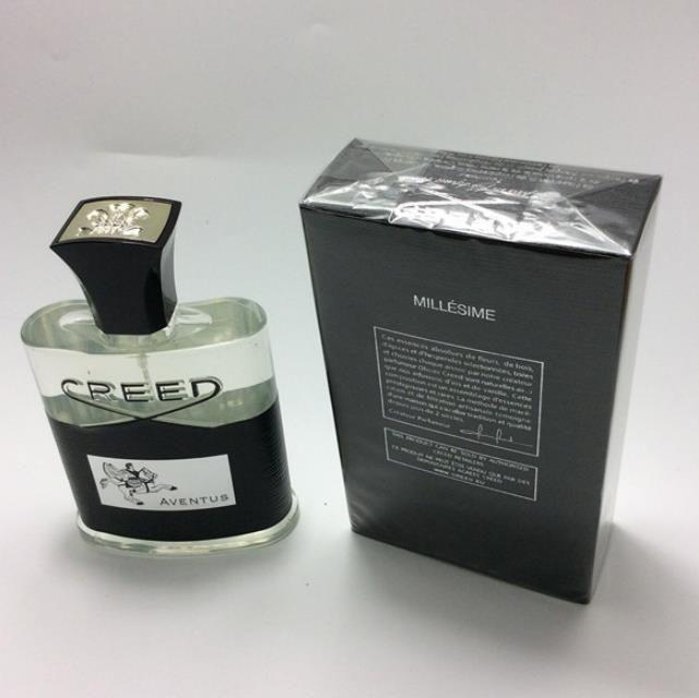 Creed Aventus Parfüm für Männer 120ml mit langanhaltender Zeit Gute Qualität Hoher Duftkapazitätskapazität Köln Parfüm.