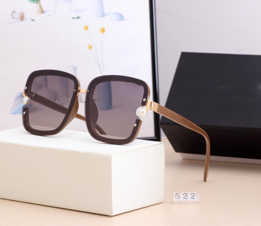 5221 Luxus Heiß Neue Marke Polarized Designer Sonnenbrille Männer Frauen Sonnenbrille UV400 Brillen Brille Metall Rahmen Linse Sonnenbrille