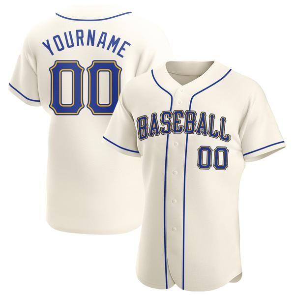 Настроить бейсбол Джерси Шить Ваше имя / Номер Активные мягкие тренировки Любой цвет софтбольной формы для взрослых / детей на открытом воздухе большой размер