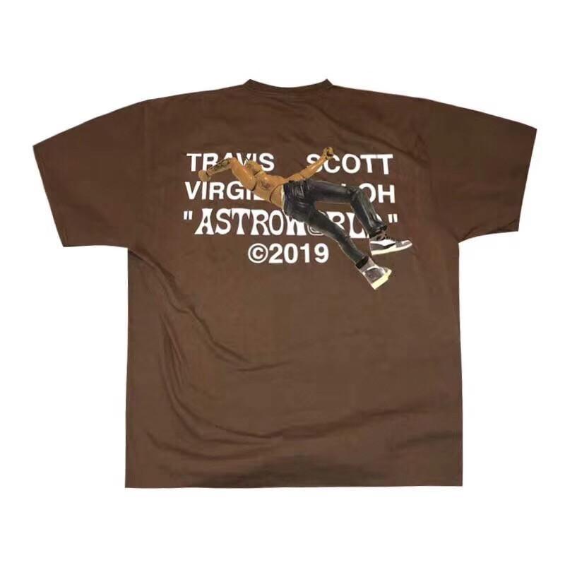 2021 NUEVO Camiseta Astroworld Unissex, Virgil, Abloh, 1: 1, Melhores Gravatas de Qualidade, Travis Scott, B5TS