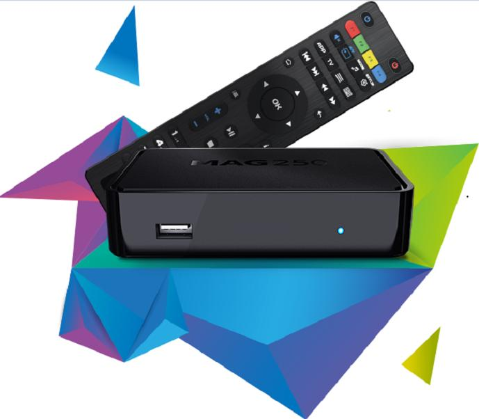 NEW MAG250 LINUX BOX PLAYER MEDIALEMENT SIMPLE QUE MAG322 MAG420 Streaming Streaming PK Android TV Boîtes