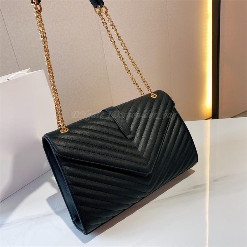 Bolsas de ombro Corrente Crossbody Embreagem Saco De Mensageiro Interior Zíper Bolso Quadrado Totes Mochila Handbags 2021 Mulheres Luxurys Designers Sacos Bolsa Bolsa
