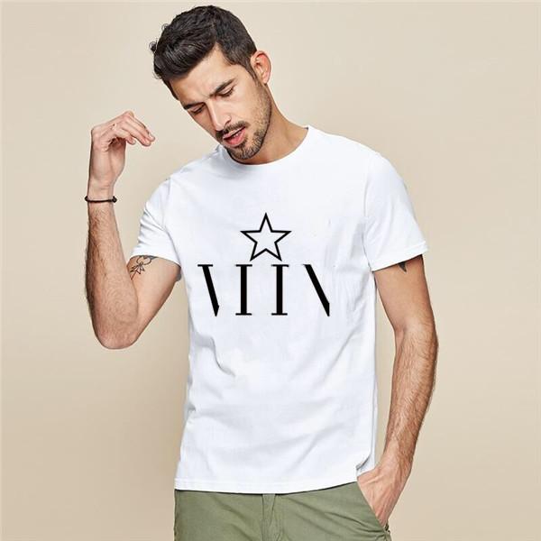 El fabricante de la camiseta de alta calidad vende camisetas de verano camisetas de manga corta para hombres que animan a los fanáticos imprimen camisetas Amantes de los hombres y las mujeres
