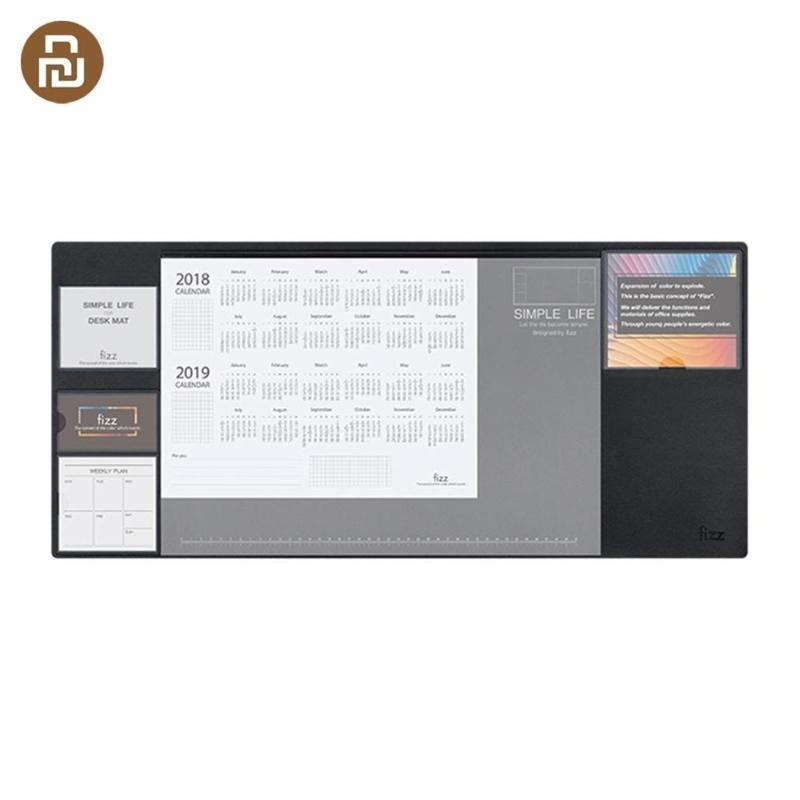 Smart Home Control Fizz Multi Office Table Table Settimanale Settimanale Pianificatore Desk File Organizer Storage memo antiscivolo Pad Apprendimento