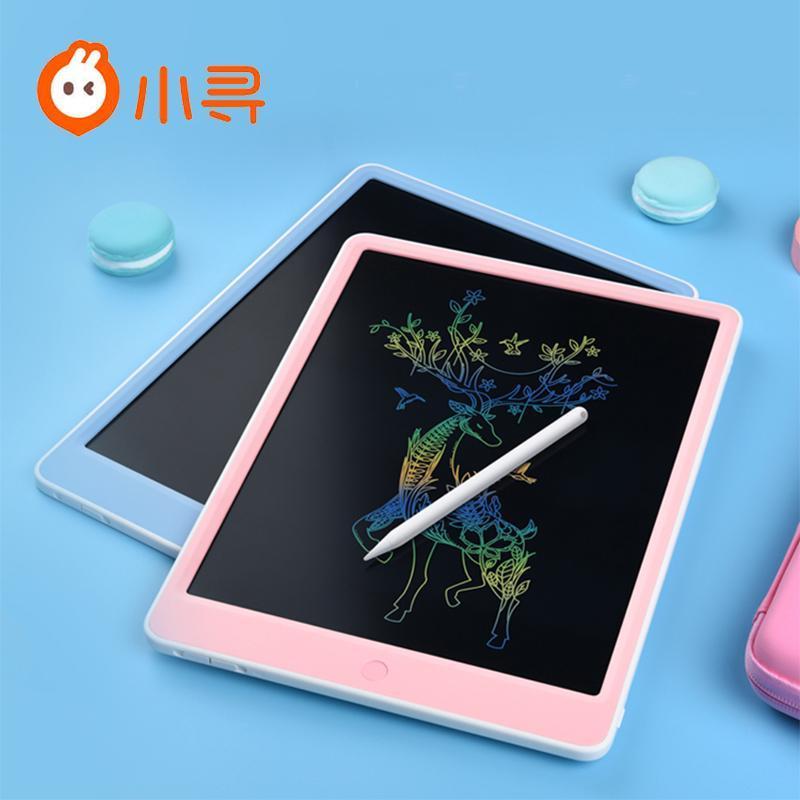 Smart Home Control Xiaoxun LCD 8.5 / 12 بوصة الأطفال مجلس الكتابة السبورة للأطفال رسم رسم رسم رسومات المحمولة