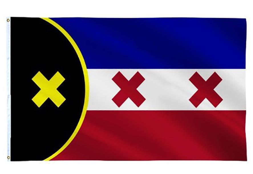 90x150cm Lmanburg bandera Impresión digital Poliéster bandera 3x5ft banner bandera para jardín patio de jardín decoración al aire libre banner ccf5139