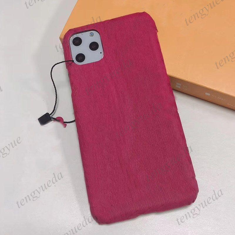 탑 패션 하드 쉘 럭셔리 전화 케이스 iPhone 13 프로 최대 12 12 프로 엑스 12 XR XSMAX 7/8 플러스 고품질 디자이너 양각 가죽 핸드폰 케이스