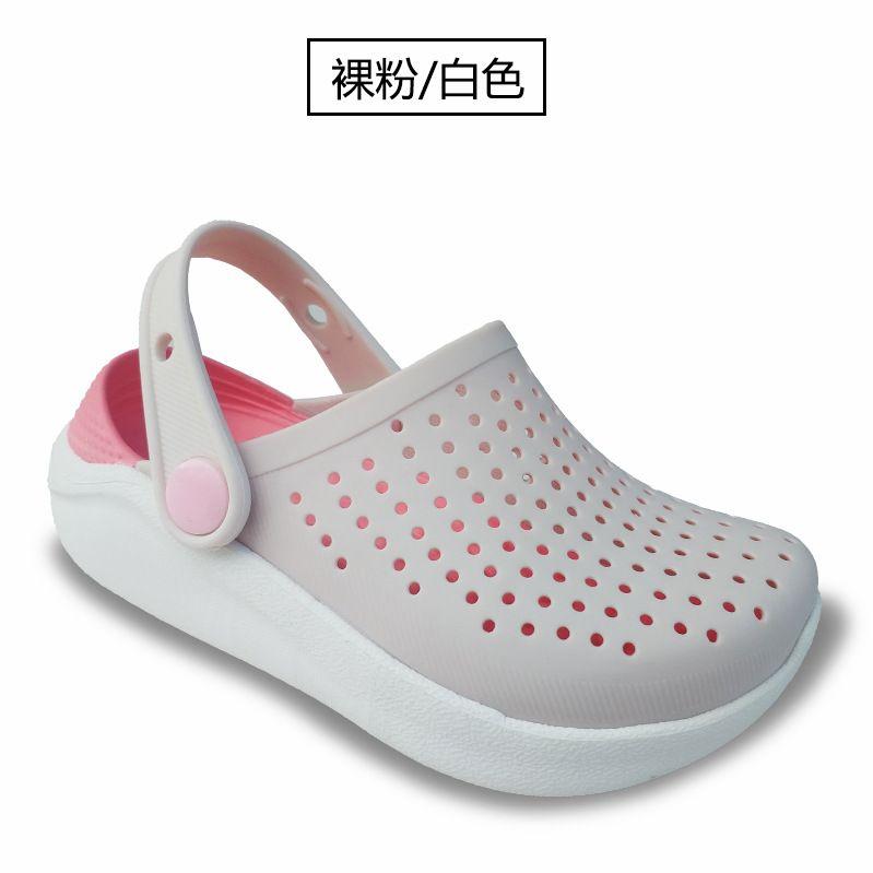 2021 Мода Горячая посадка Мальчики и Девушки Обувь Детская Комфорт и Случайные Сандалии Beach Holows XY08