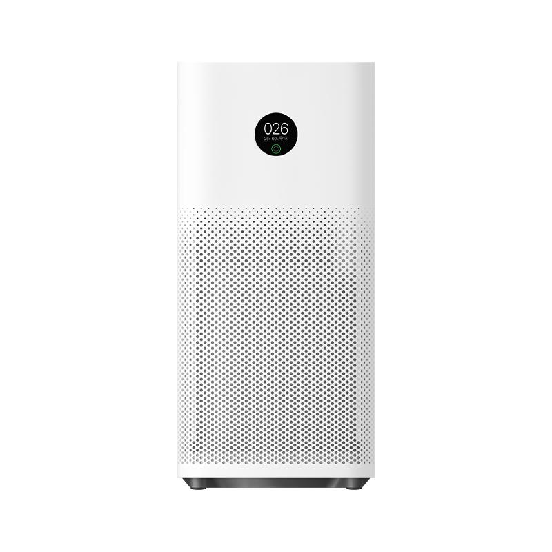 Xiaomi Mi Air Purifier 3C EU version - WiFi connection and Display Screen, 320 m³/h PM CADR, 106 m2/h Coverage Efficiency, White
