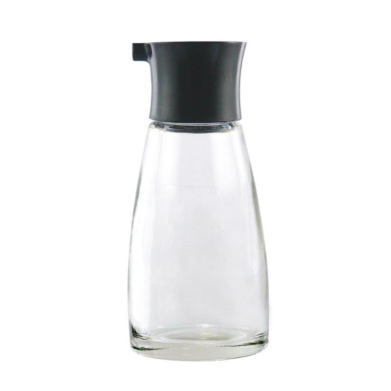 Банка соевый соус горшок кухонный гаджет стекло бутылка прочный портативный дополнительный контейнер для аксессуаров легко чистый дозатор