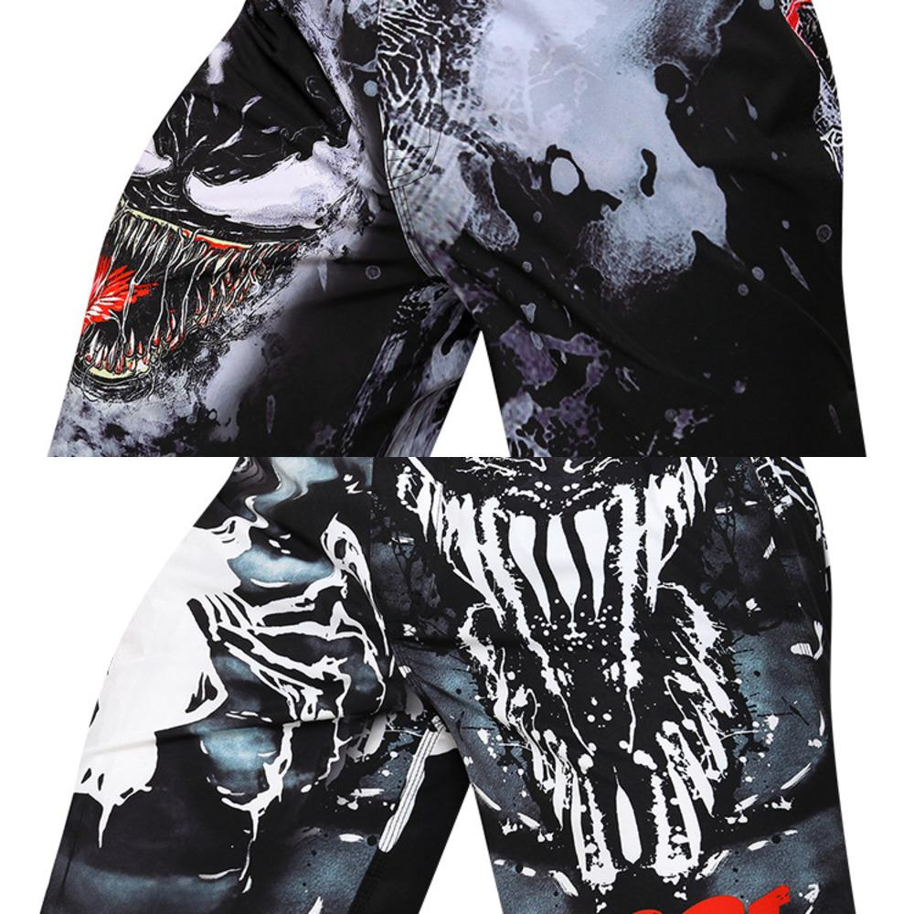 Cody Lundin Men's Alta Calidad Deporte Desgaste MMA Shorts OEM Design Pantalones de funcionamiento L0221
