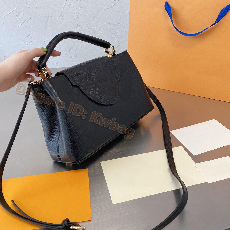 Entreprise Mode En Cuir Designer Femelle Épaule Grande Femme Femme Dame 2021 Totel Totes Sacs Sacs Mini sac à main sac à main pour ordinateur portable Handba Tupe Tupe