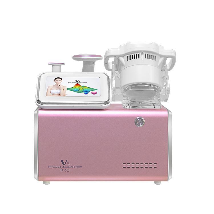 Professional V5 Slimming Beauty Salon Equipment Radio Frequency 40K Ultrasonic Cavitation Vacuum RF Bio Hifu portable Machine body Weight Loss fat lossing