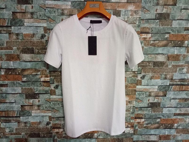 Mens T Gömlek Rahat T Gömlek Erkek Kavisli Hem Uzun Çizgi T Shirt Tasarımcısı Kısa Kollu-Golden