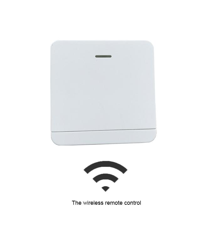 Seetega Smart Touch Switch Wireless Home Free Control Наклейки завод