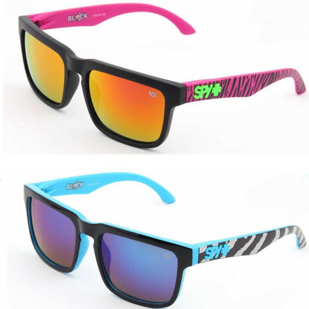 2183 Uomini quadrati calssici Donne Soprt Outdoor Colorato Vintage Occhiali da sole UV400 GAFAS DE SOL