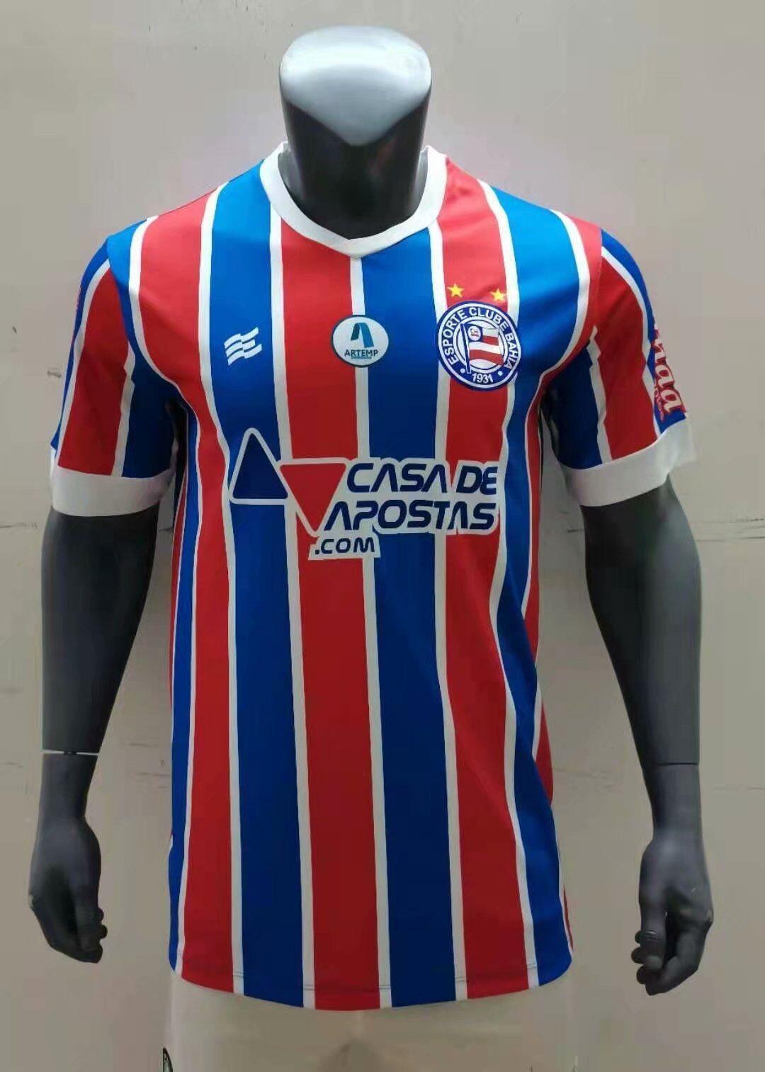 Acquista 2021 2022 Maglie Di Calcio BAHIA BAHIA Home Away 21 22 Jersey Di Camicia Da Calcio A 11,47 € Dal Xx233792844 | It.DHgate.Com