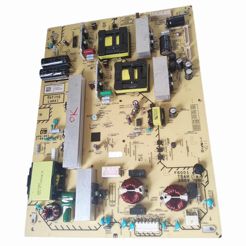 Tested Original LCD Monitor Energy Board Parts Unità 1-881-893-11 APS-266 (CH) / 261 per Sony KDL-46HX800