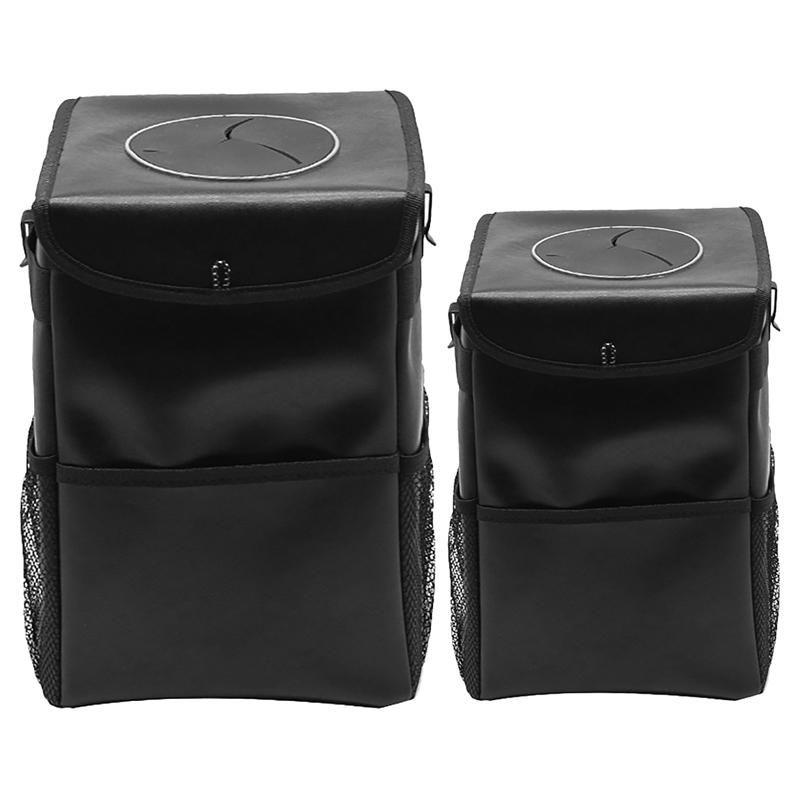 Autres accessoires d'intérieur Voiture Sac arrière Dos Sac de rangement Multi suspendu Poche de poche Organisateur Auto Range Range