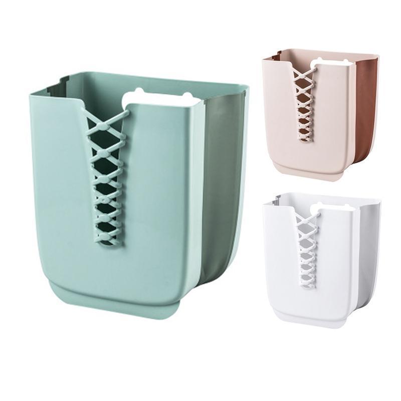 Wand Große Wäschekorb Falten Wäscherei Waschmaschine Waschmaschine Abfall Kleidung Organizer Kunststoff Lagerung Home Organizer für Badezimmer