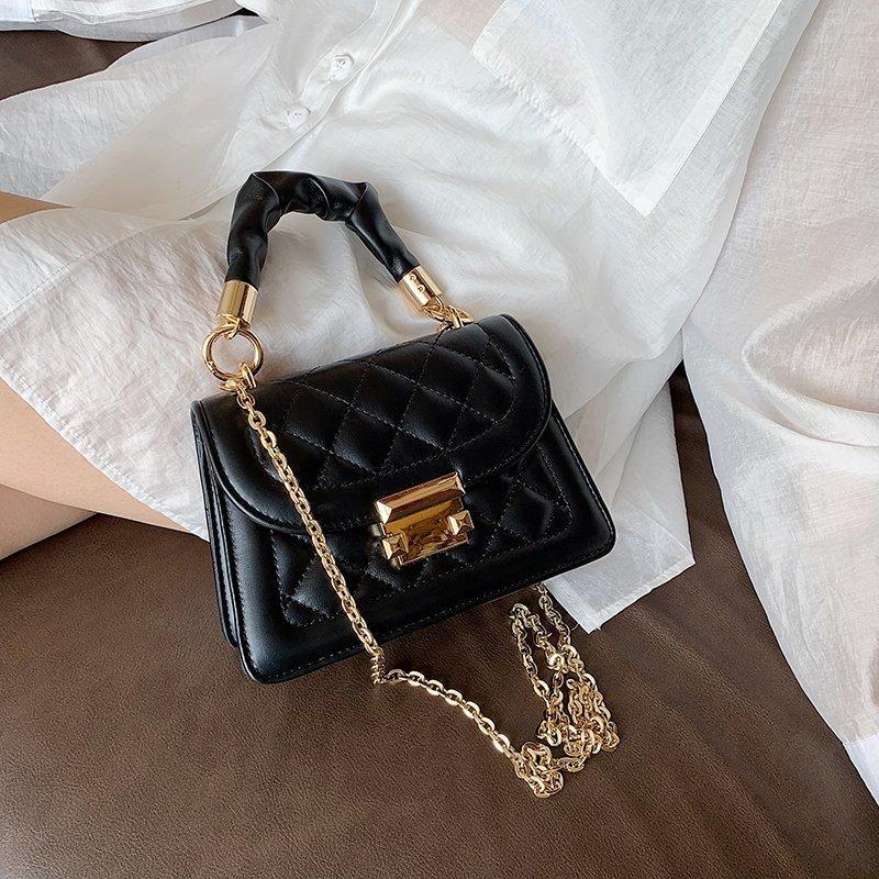 HBP Luxury Handbag Women Bags Designer Small Clutches Lady Flap Crossbody Shoulder Bag Mini Messenger Bag Leather Purse Female Bolsa