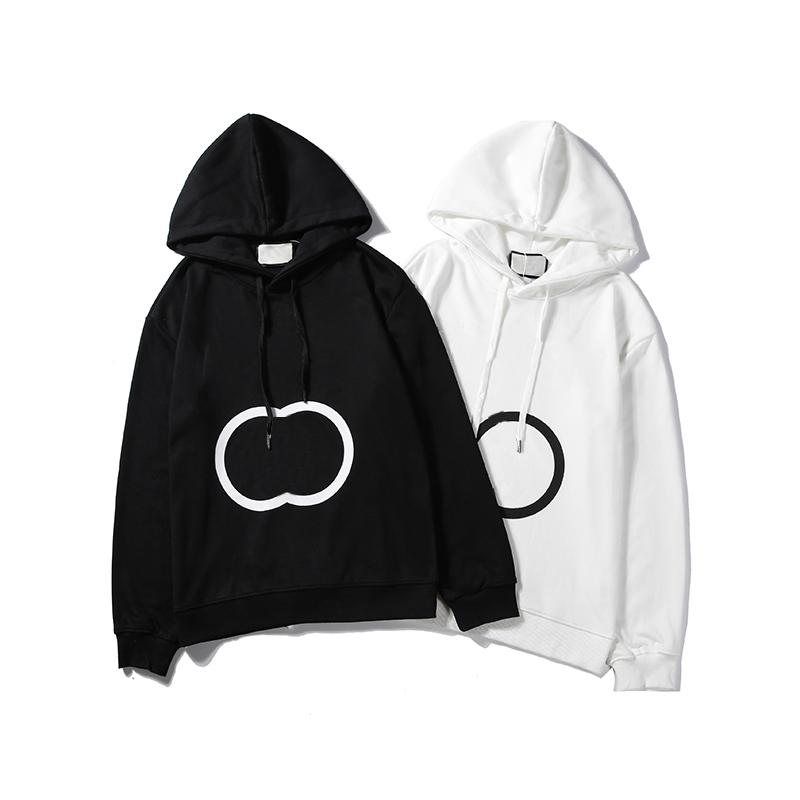 Mens Hoodies Womens Fashion Letters Printing Hood Sweatshirt Autumn Winter Clothing Long Sleeve Streetwear Jumpers M-2XL