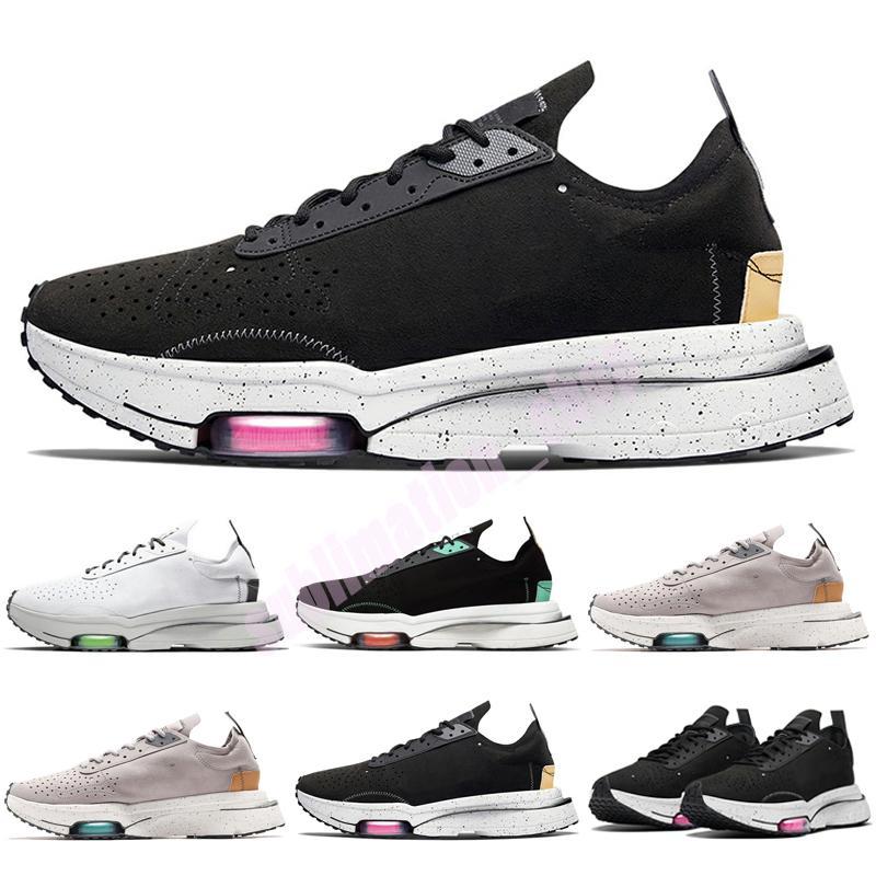 الرجال النساء الأحذية الرياضية التكبير نوع N.354 مينتا سوداء القمة البيضاء Chaussures Zoomx رجل رياضي مدربين الرياضة K11