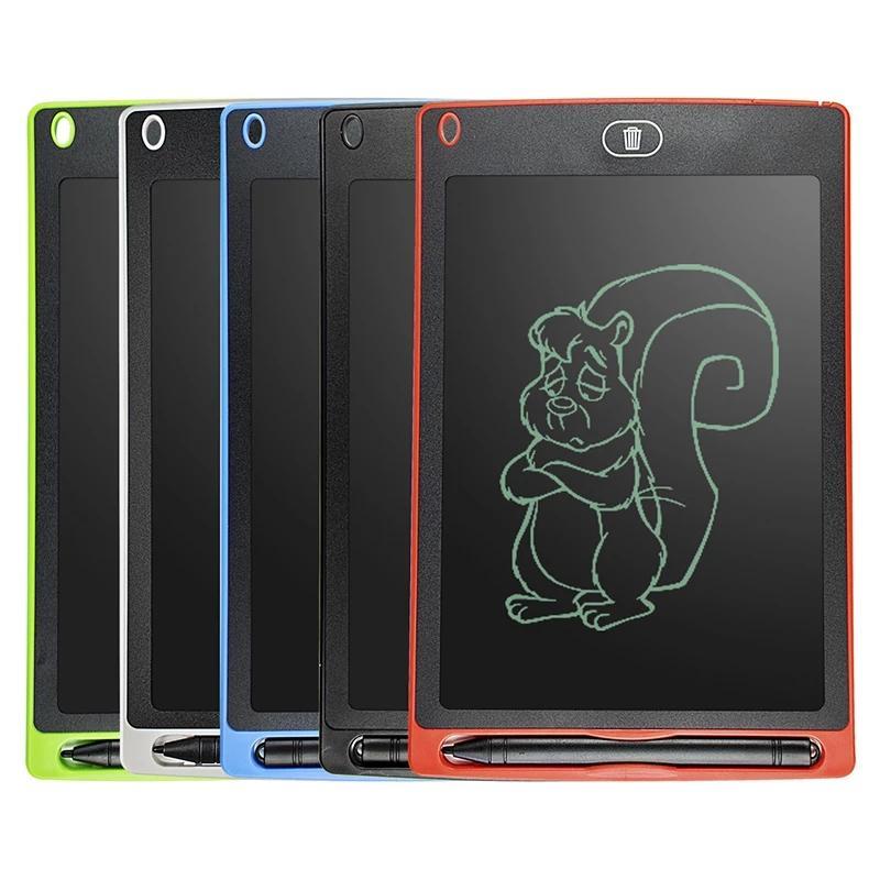 8.5 pollici LCD Scrittura tablet Drawing Board Electronic Handwriting Pads con penna per Scuola di Office Kids Regalo Blocco note senzapad Punto di blocco note
