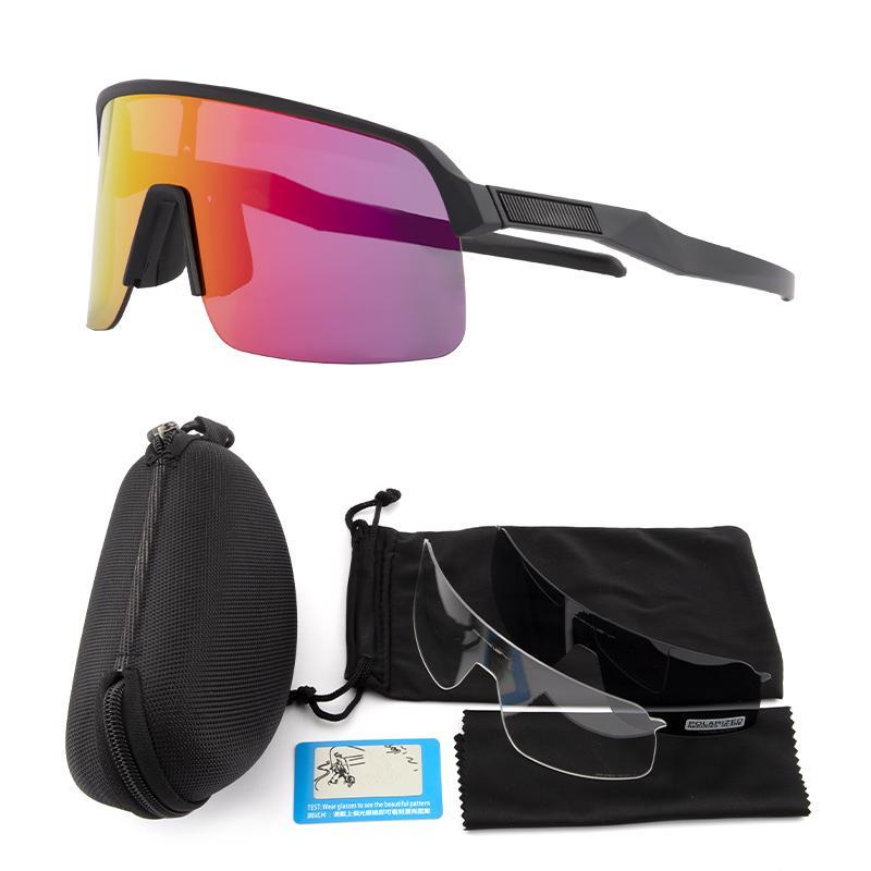 جديد نظارات الدراجات الاستقطاب الرياضة في دراجة الدراجات النظارات الشمسية النساء الرجال الدراجات نظارات بالجملة uv400 دراجة نظارات
