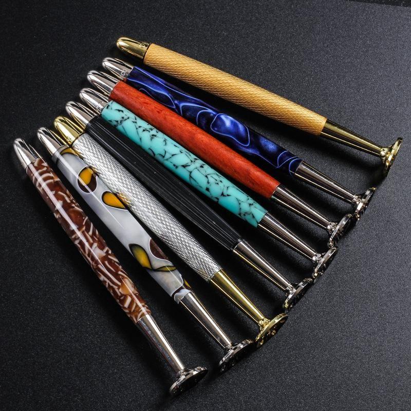 Трубы для курения Многофункциональный 3 в 1 Инструмент для очистки труб Tamper для пресса для прессования Из нержавеющей стали Очиститель Аксессуары 1 шт.