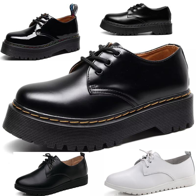 Womens Pump Gothic Shoes Ankle Strap High Chunky Heels Platform Punk Creepers Shoes Female Fashion Buckle Comfortable