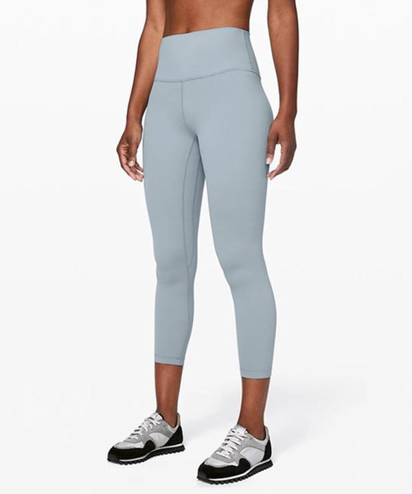 LU-32 LU LU Femmes Leggings noirs Yoga costume Pantalon Haute taille Sports Sports Heries Gym Gym Port Legging Align Aligner les collants de fitness élastique Séance de séance d'entraînement H3BA #