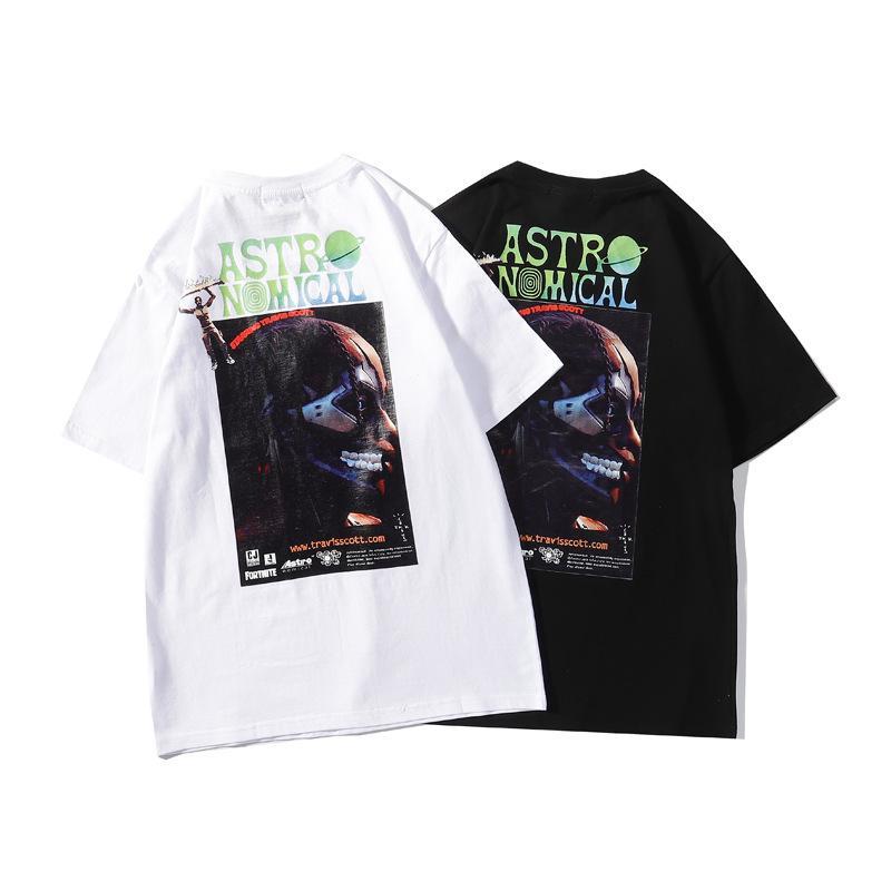 Männer gedruckt casual t-shirts Designer T-shirt Rundhals-Stylist T-Shirts Männer Weiß Schwarz Streetwear Herren Tops XH922