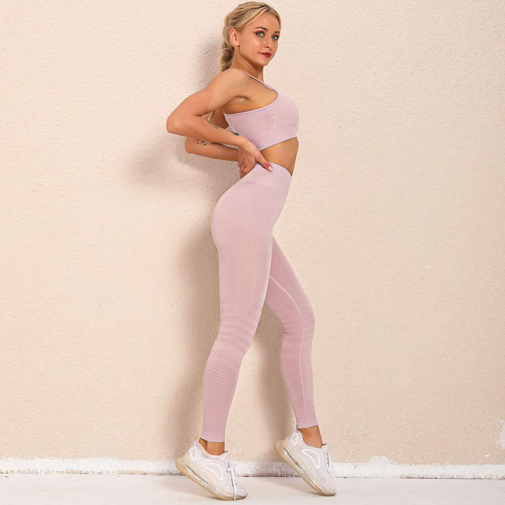 tracksuits Tight skirt vest selling quick drying set hip lifting hot sports running seamless bra Fitness Yoga suit Designer